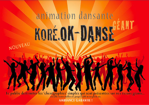 animation koreOK-danse
